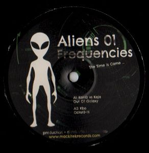 Aliens Frequencies 01