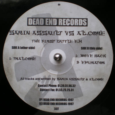 Dead End Records 09