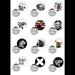12 Badges Punk